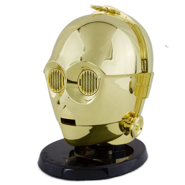 acw c-3po speaker star wars collectables review