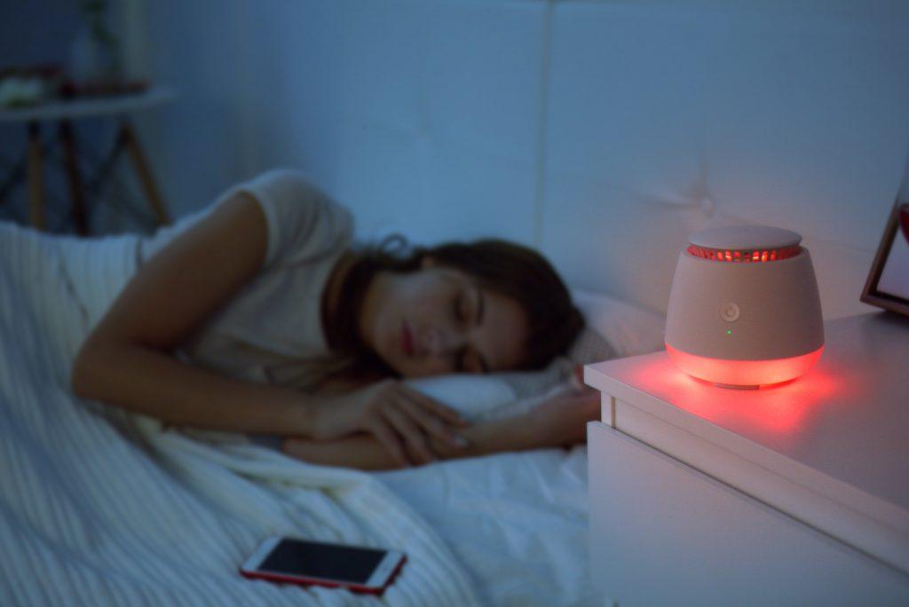 Red Light Sleep