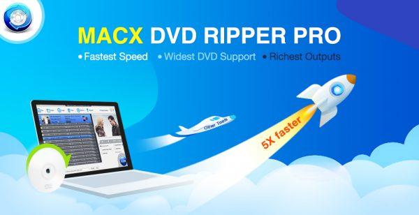 MacX DVD Ripper Pro: Best HandBrake Alternative to Rip DVD on Mac