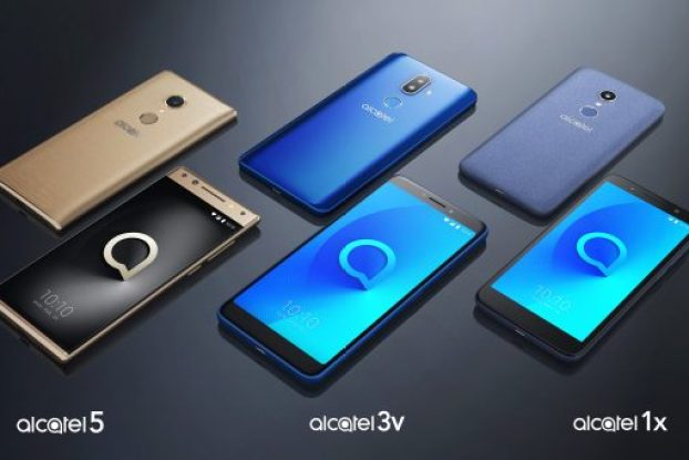 alcatel 2018 product portfolio preview ces 2018