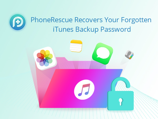 itunes backup password recover