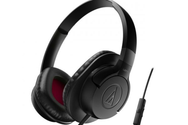 Audio-Technica, ATH-AX1iS, SonicFuel, headphones, over ear, audio, sound, music, portable, travelling, compact, review