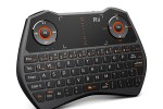 Rii, mini wireless keyboards, i28C, mini keyboard, touchpad, mouse, air mouse, wireless, led, backlight, controller, remote control, PC, Windows, Windows 10, Mac, Apple, Android, Smart TV, Raspberry Pi, Kodi, rechargeable, rechargeable battery, USB, gadgets, gaming, technology, review