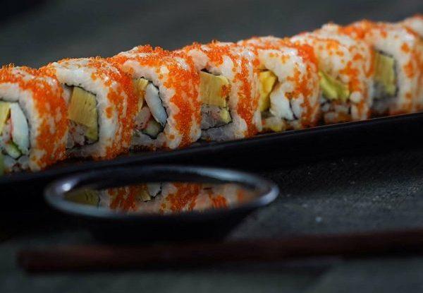 food, sushi, cooking