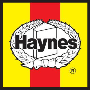 haynes personalised car manuals