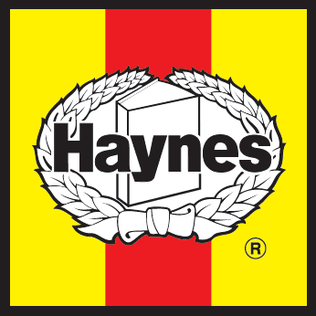 haynes personalised car manuals