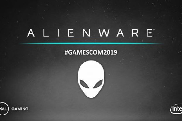 Gamescon 2019 dell and alienware
