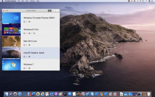 Parallels Desktop 15 for Macs