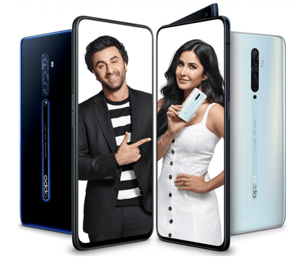 OPPO Reno 2 Enters the European Market