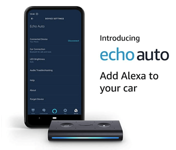 Grab Echo Dot and Echo Auto after a $40 discount