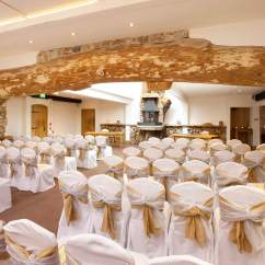 Wedding Chair Covers Swansea How To Paint Leather Ceremony Oxwich Bay Hotel