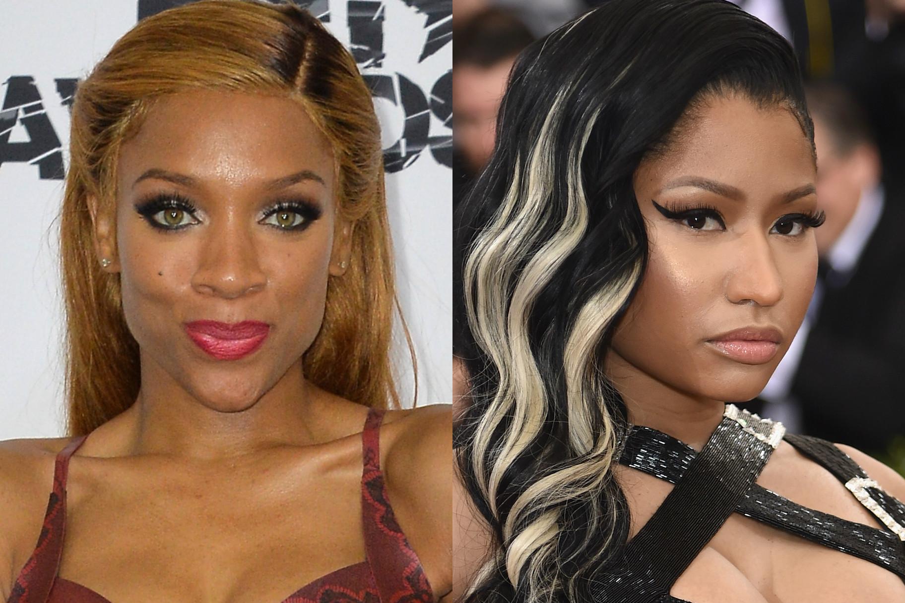 Lil Mama Just Threw Shade At Nicki MinajAnd Brought Lil