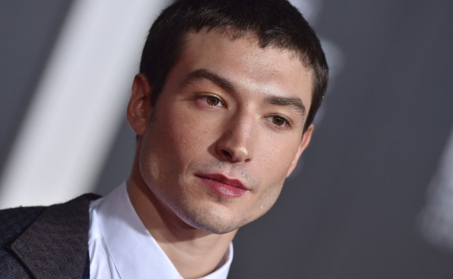 Ezra Miller S Metoo Story Was Sexually Harassed By