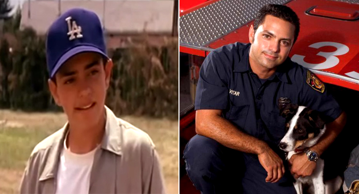 The Cast Of The Sandlot All Grown Up