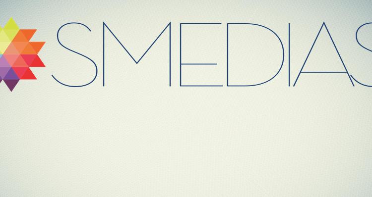 Smedias logo