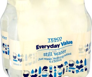 Tesco Water Charges