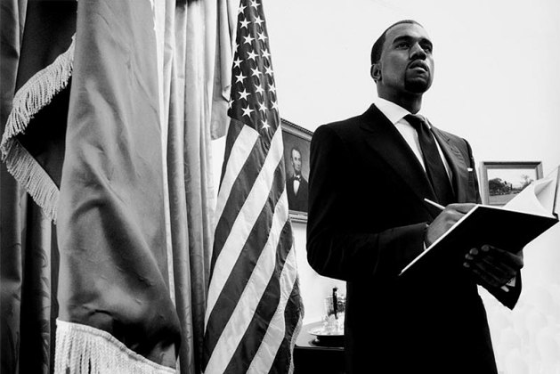 kanye west presidential campaign