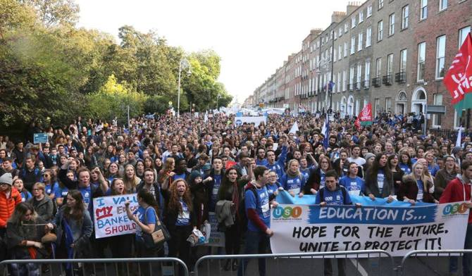 Education March
