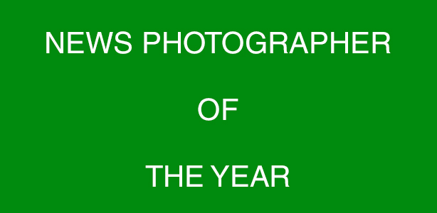 News Photographer Of The Year