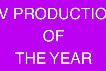 TV Production Of The Year