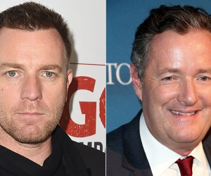 Ewan McGregor Piers Morgan