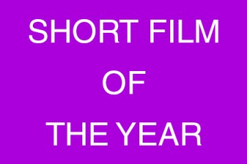 Short Film Of The Year