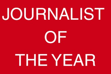 Journalist Of The Year