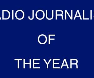 Radio Journalist Of The Year