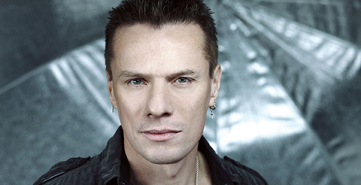 Larry Mullen smouldering over U2 tickets