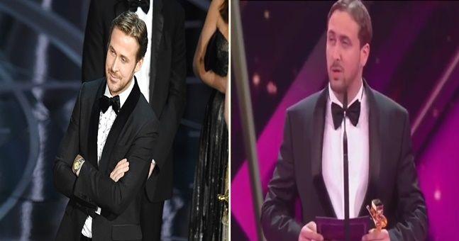 Ryan Gosling lookalike