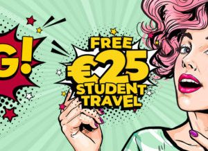 bus eireann expressway student travel voucher goodie bag 2019