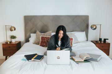 study motivation, online class tips