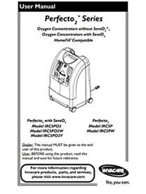 Invacare Perfecto 2 Brochure and Product Literature