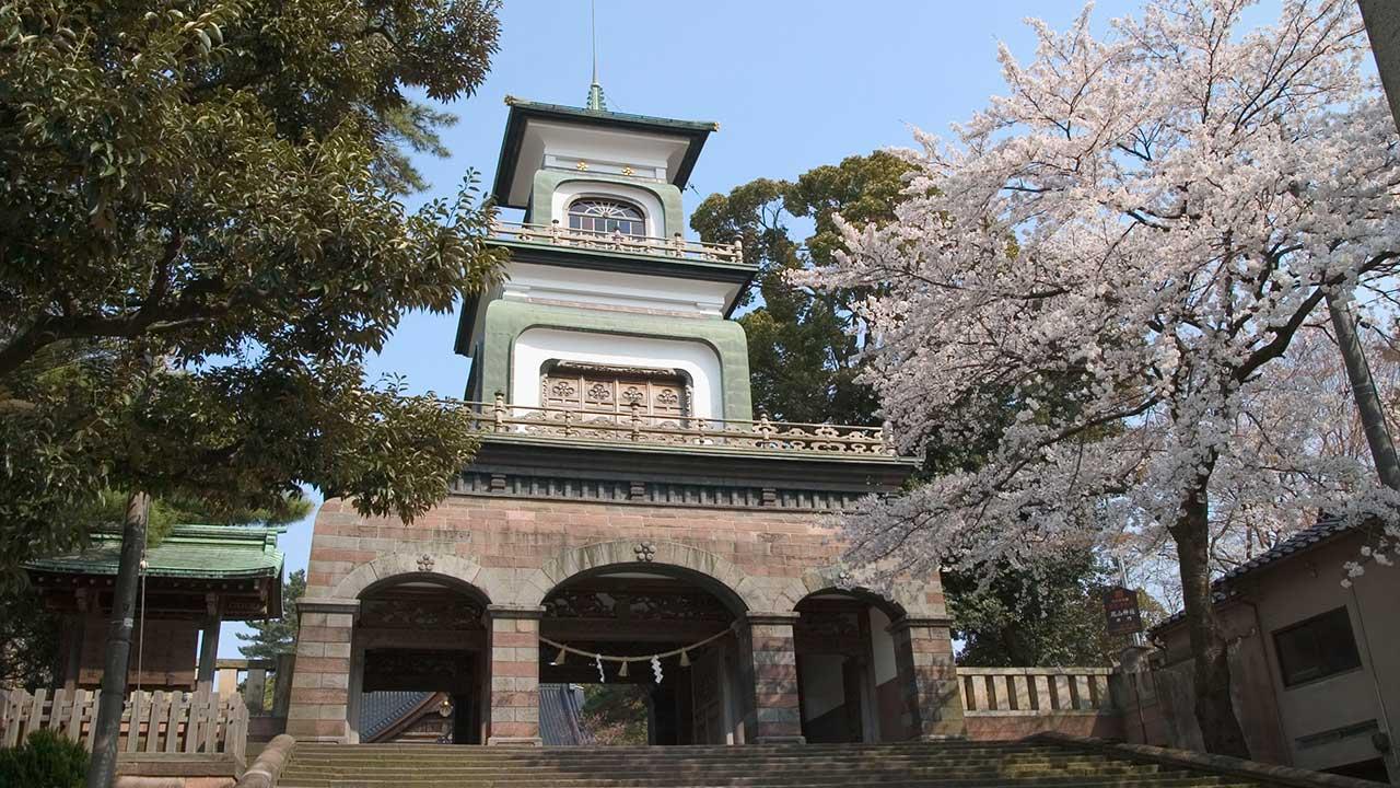 神門の写真