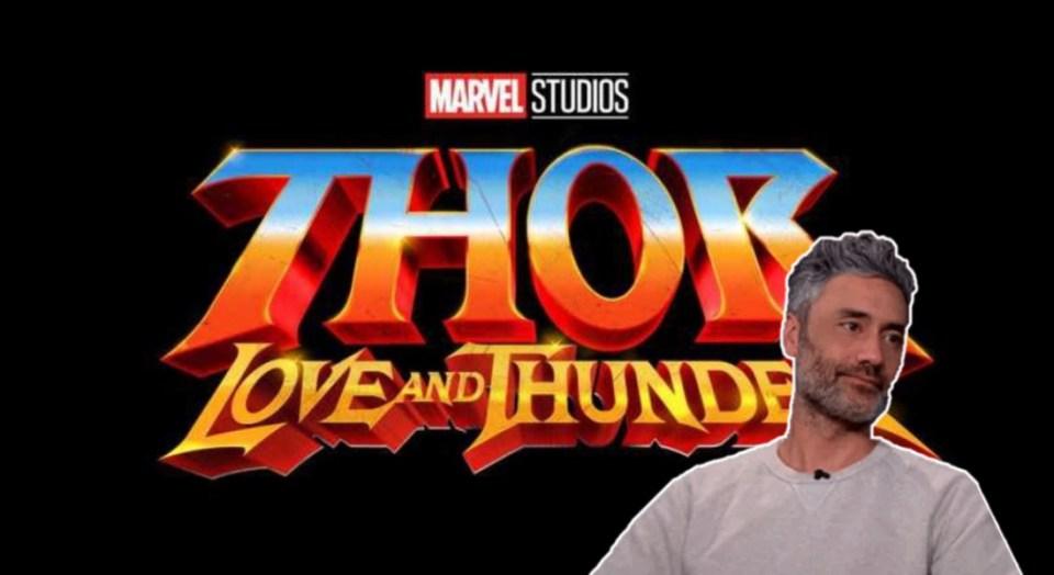 Taika Waititi Thor_ Love and Thunder