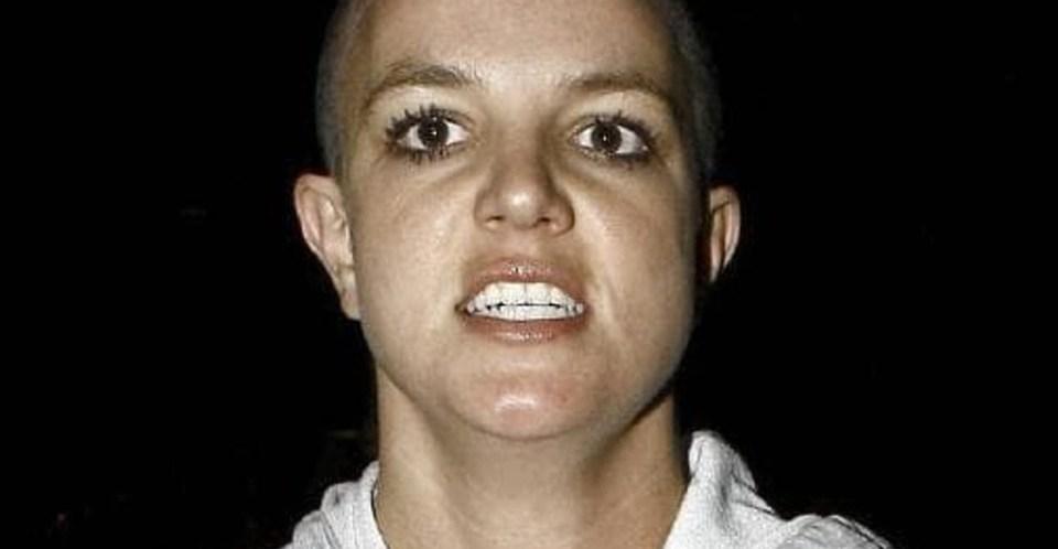 ¿Britney pelona otra vez? Captan a Britney Spears saliendo del centro de salud mental