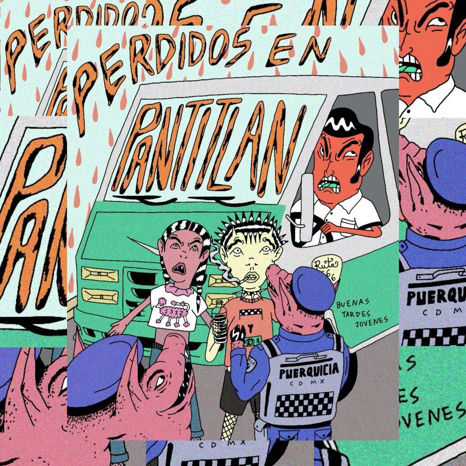 """Los Blenders regresan después de casi tres años con su nuevo sencillo """"Perdidos en Pantitlán"""""""