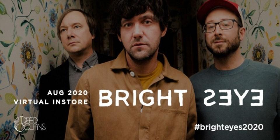 ¡Te invitamos al primer concierto de Bright Eyes en casi una década!