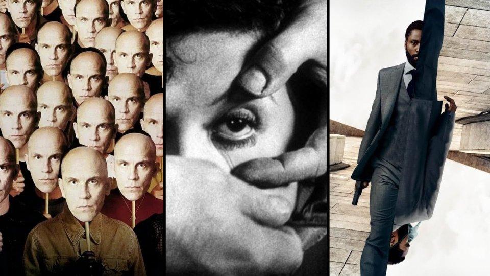 Entender cine películas Being John Malkovich Chien Andalou Tenet