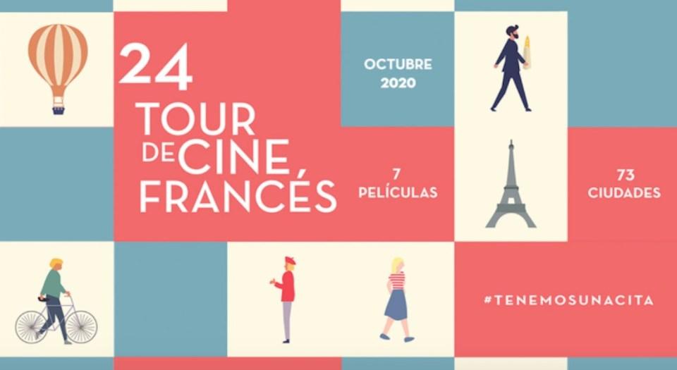 películas tour de cine francés