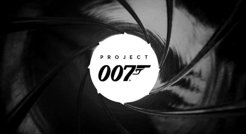 James Bond videojuego