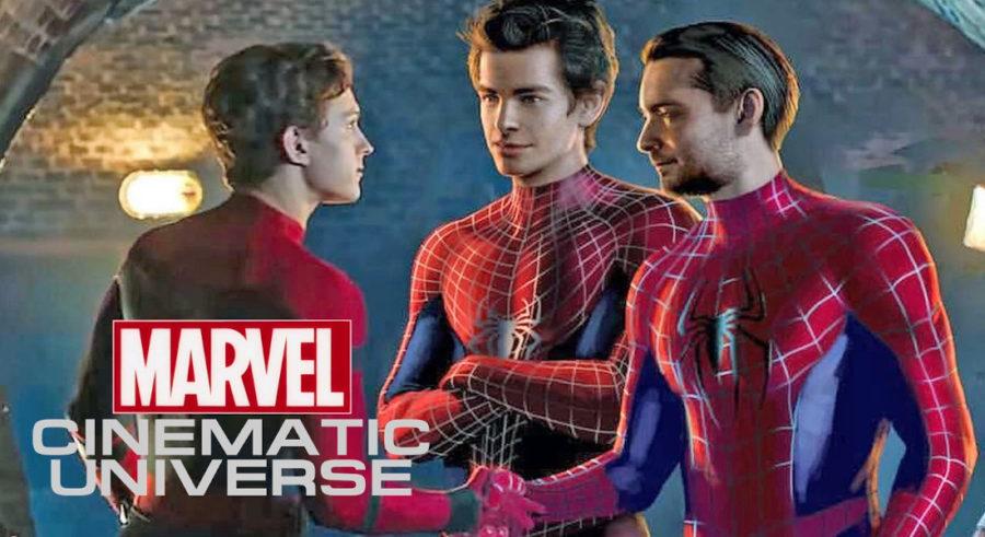 planes multiverso spider-man mcu