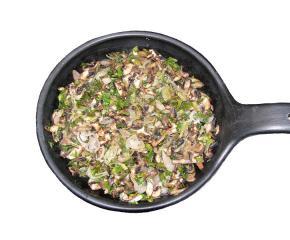 utilisation de la poêle en terre cuite Oyera