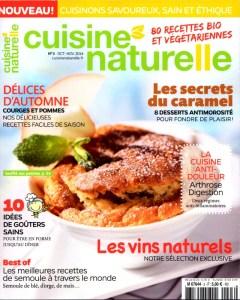 Cuisine Naturelle