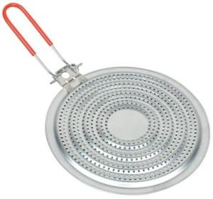 conseil d'utilisation de la poterie culinaire Oyera :diffuseur gaz