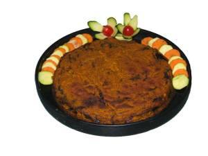 recette de terrine au potimarron et chou