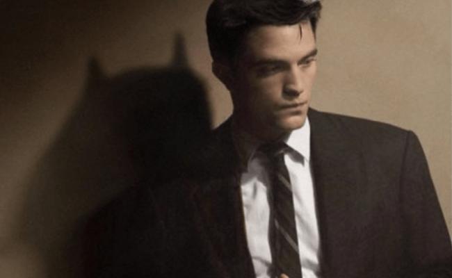 Robert Pattinson Confirmed As The Next Batman Oyeyeah
