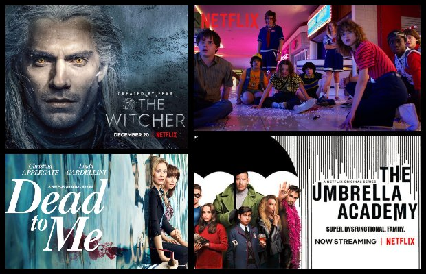 Netflix Releases List of Its Top 10 Shows for 2019 - OyeYeah