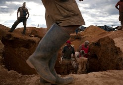 Image result for Illegal Mining in Nigeria