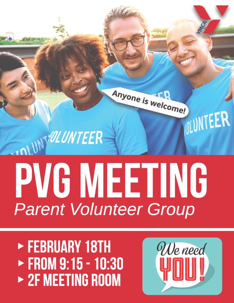 Parent Volunteer Group (PVG)